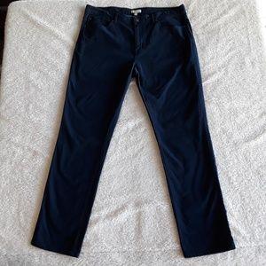 Peter Millar | NWOT Blue Straight Leg Twill Pants
